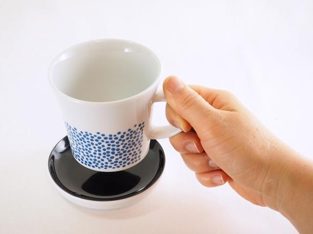 ダーリン・クレメンタイン Harvest ティーマグカップ ブルーベル
