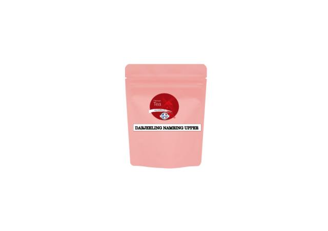 フランス パリの紅茶/ストレートティー/モンテベロ/MONTEBELLO Paris/プレミアム・ティ/ダージリン・ナムリン・アッパー/お徳用40g入りパッケージ
