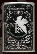 【送料無料】 エヴァンゲリオン Zippo NERV EVAtic Elements ジッポ ライター オイルライター エヴァンゲリヲン ネルフ キャラクター グッズ