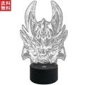 【送料無料】 牙狼 LEDパネル USB専用タイプ 全長20cm 七色に光る! / ガロ GARO パチンコ キャラクター グッズ