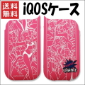 【送料無料】 アイコスケース iQOSケース ジャグラー iQOSケース ピンク アイコス ハード ケース カバー 電子タバコ パチスロ スロット キャラクター グッズ