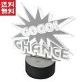 【送料無料】 ジャグラー LEDパネル USB専用タイプ 全長20cm 七色に光る! パチスロ キャラクター グッズ