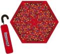ジャグラー 折りたたみ傘 レッド / 折り畳み傘 折畳傘 パチスロ スロット キャラクター グッズ