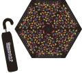 ジャグラー 折りたたみ傘 ブラック / 折り畳み傘 折畳傘 パチスロ スロット キャラクター グッズ