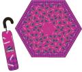 ジャグラー 折りたたみ傘 ピンク / 折り畳み傘 折畳傘 パチスロ スロット キャラクター グッズ