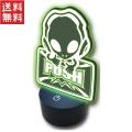 【送料無料】 サミー LEDパネル USB専用タイプ 全長20cm 七色に光る! エイりやん デカPUSH パチスロ キャラクター グッズ