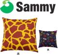 【送料無料】サミー プレミア クッション A柄 キリン・総柄 パチスロ スロット Sammy キャラクター グッズ