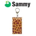 【送料無料】サミー ICカード ケース 第2弾 A柄 キリン パチスロ スロット Sammy キャラクター グッズ