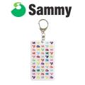 【送料無料】サミー ICカード ケース 第2弾 B柄 ダナゾ パチスロ スロット Sammy キャラクター グッズ