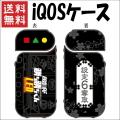 【送料無料】 勝ち勝ちくんLED iQOSケース ブラックVer 設定6奪取 桜柄 アイコス ケース カバー PL KC01