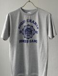 ジャグラー Tシャツ [A柄 カレッジ風 GOGO!CHANCE] パチスロ キャラクター グッズ 北電子
