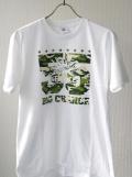 ジャグラー Tシャツ [B柄 55カモフラ] パチスロ キャラクター グッズ 北電子