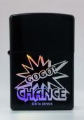 【送料無料】 ジャグラー GOGO!CHANCE ZIPPO [ホログラムVer.] ジッポ ライター パチスロ スロット キャラクター グッズ 北電子 GOGOランプマーク