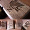 木製ジッポ