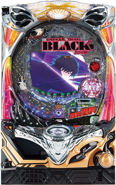 CRダーカーザンブラック−黒の契約者−