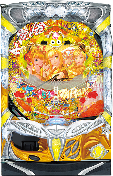 CRスーパー海物語 IN JAPAN 金富士 319ver.【STA】【1/319】