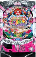 SANYO パチンコ CRAスーパー海物語 IN JAPAN with 桃太郎電鉄【SC(甘デジ)】【1/99】実機【枠色指定不可】