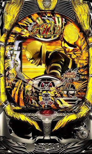 仮面ライダーV3 gold1