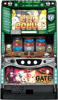 パチスロ実機 NET GATE(ゲート)/ND