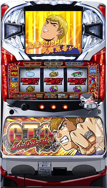 パチスロ実機 ビスティ GTO ~Limit Break~