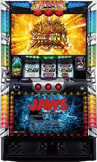 パチスロ実機 オリンピア JAWS(ジョーズ)~it's a SHARK PANIC~