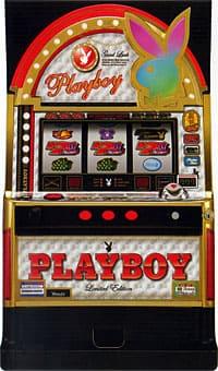 パチスロ実機 山佐 PLAYBOY(プレイボーイ) Limited Edition【X-A】