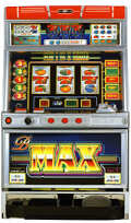 パチスロ実機 アルゼ B-MAX 【4号機/アウトボックスなし】