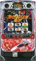 パチスロ実機 SANKYO マクロスフロンティア2BL【メサイヤパネル】【Bonus Live ver.】