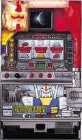 【レア台/現状販売品】 パチスロ実機 テクノコーシン エムエスガンダム 【4号機/コイン不要機非対応】