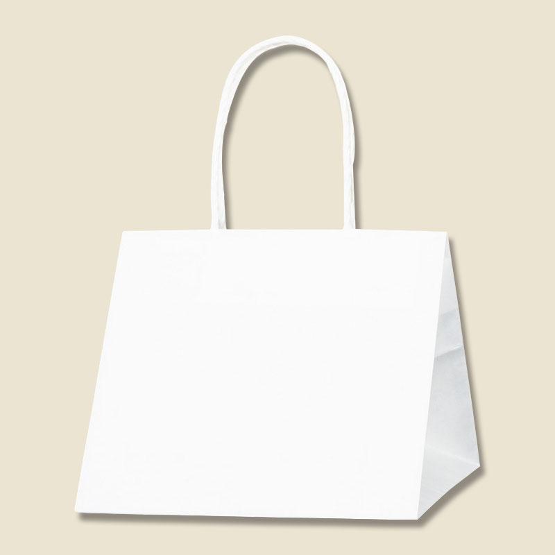Pスムースバッグ 22−22 白無地 (25枚入)【お取り寄せ(2〜3日)】