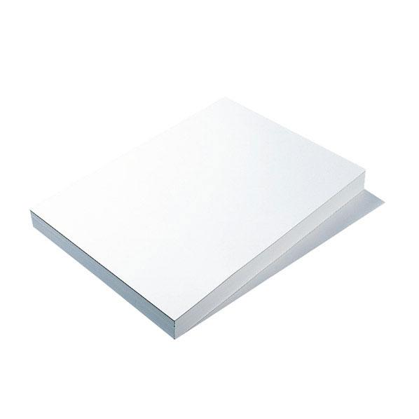 マルテン 画用紙 雪だるま 特厚口 100枚 八ツ切 No.1658