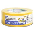 (オカモト)カラークラフトテープNo.228 キイロ 50mm×50m巻