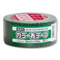 (HEIKO)カラー布テープ ミドリ 50mm×25m巻