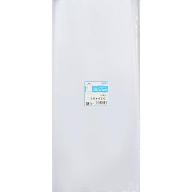 OPP袋 ( 30#x 190x450 ) ( 100枚 ) プラスパック P062