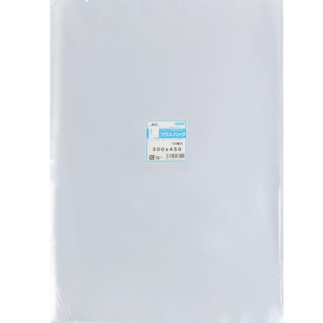 OPP袋 ( 30#x 300x450 ) ( 100枚 ) プラスパック P079