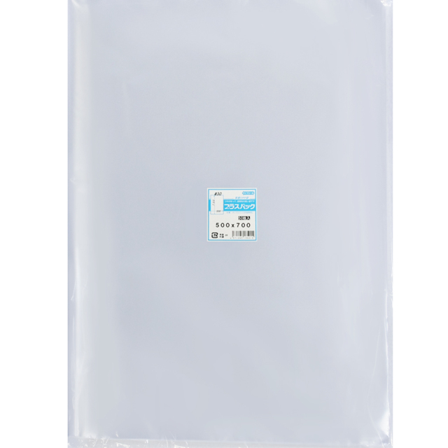OPP袋 ( 30#x 500x700 ) ( 50枚 ) プラスパック P089