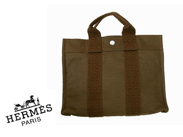 HERMES(エルメス)エルラインPM101056M/チョコ