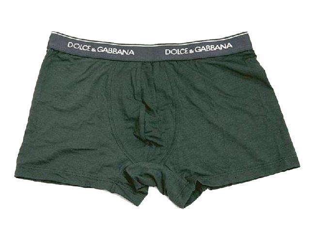 DOLCE&GABBANAボクサーパンツ