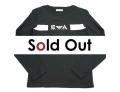 EMPORIO ARMANI(エンポリオ・アルマーニ)Tシャツ ブラック[110474-6W500-00020]