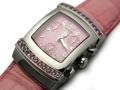 DAMIANI(ダミアーニ)ピンク×サファイア1.4ct/クォーツ・クロノグラフ時計[30001148]
