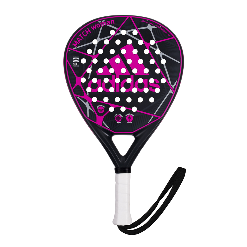 Padel Racket adidas Match Woman 1.7 アディダス ラケットケース付いてません
