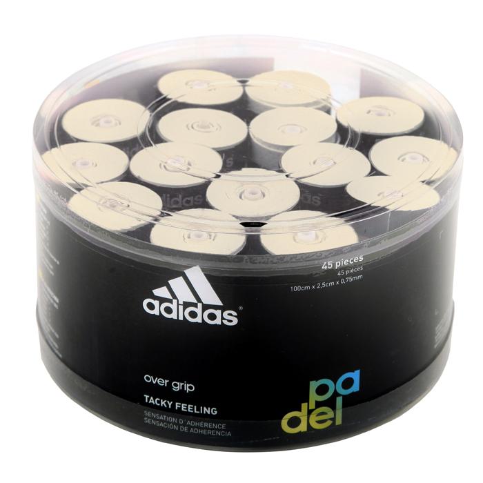 Box of overgrip 45 units white