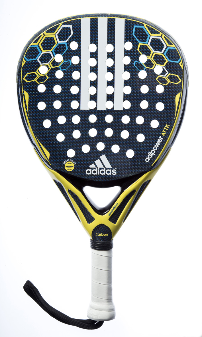 Padel Racket Adipower Attack adidas