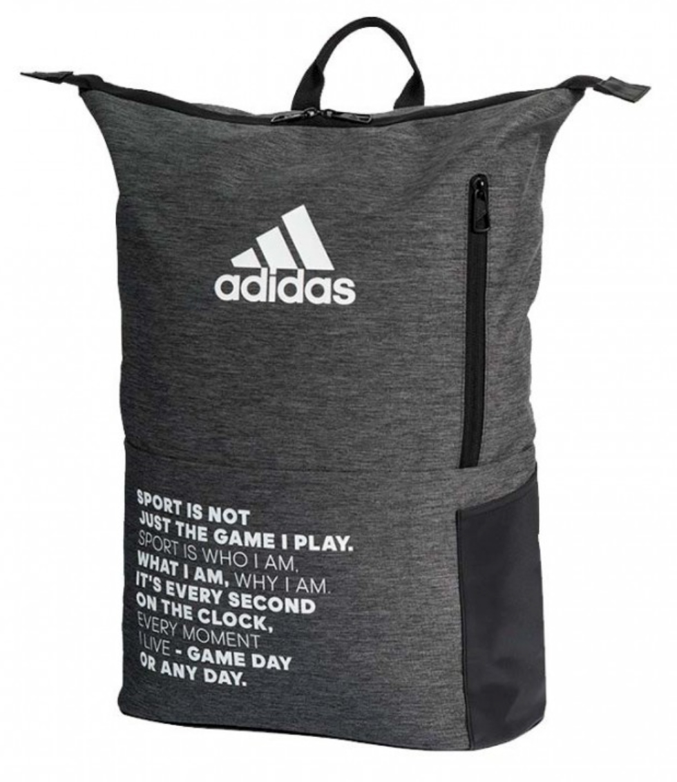 adidas BACK PACK MULTIGAME GRAY