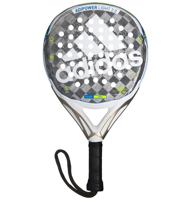 Padel Racket ADIPOWER LIGHT 2.0