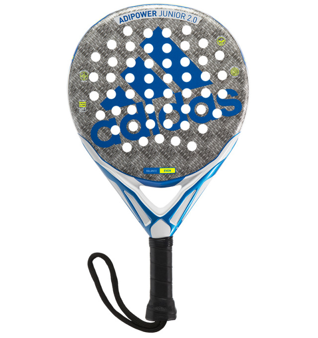 Padel Racket ADIPOWER JUNIOR BLUE 2.0