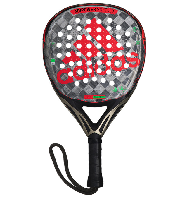 Padel Racket ADIPOWER SOFT 2.0