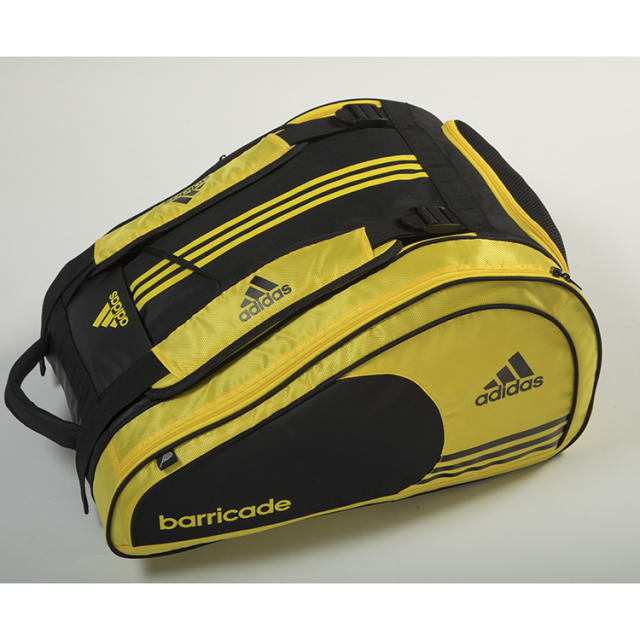 adidas BARRICADE RACKETBAG  1.9 YELLOW