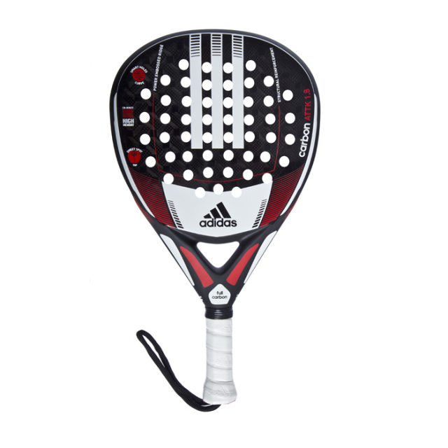 Padel Racket Carbon ATTK 1.8 adidas