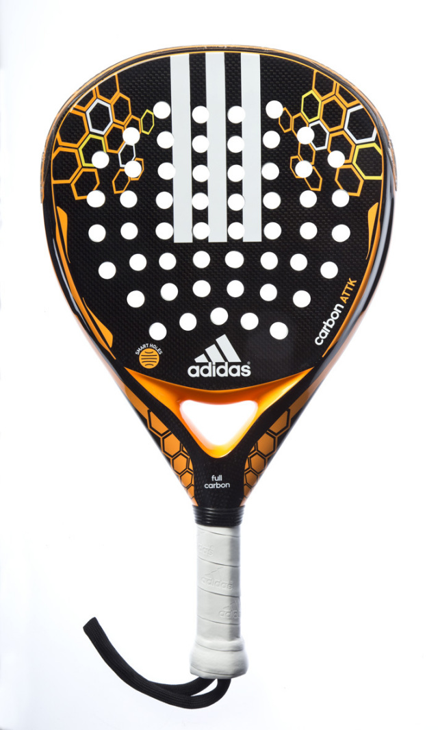 Padel Racket Carbon Attack adidas